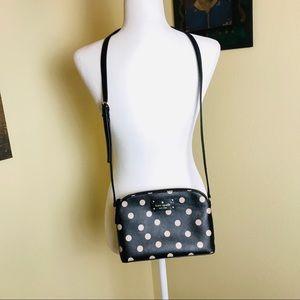 Kate Spade Wellesley Hanna Polkadot crossbody bag